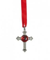 Готический крест на ленте