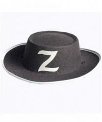 Шляпа Зорро (детская)
