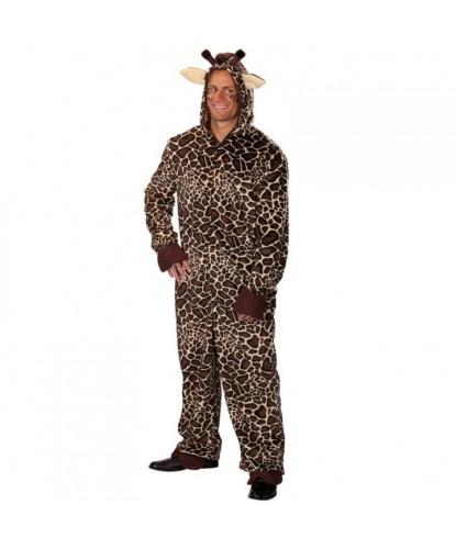 Костюм жирафа: комбинезон с капюшоном (Германия)