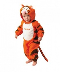 Костюм тигра на малыша