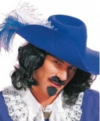 Усы и борода мушкетера
