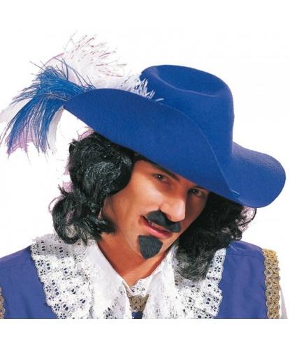 Усы и борода мушкетера (Германия)