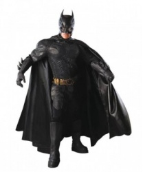 Оригинальный костюм Бэтмана (латекс): (Германия)