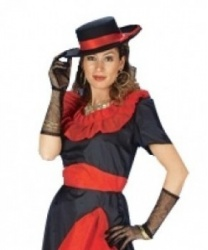 Костюм-платье испанки