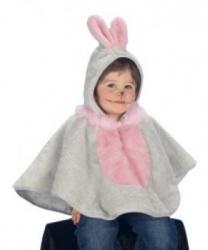 """Накидка """"Кролик"""" для малышей"""