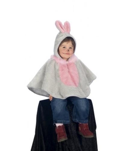 Накидка Кролик для малышей