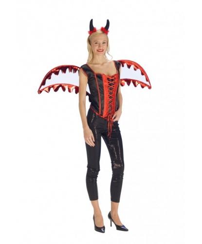 Корсет с крыльями Дьявол: (Германия)