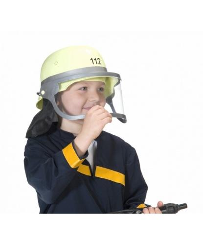 Шлем пожарного (Германия)                                               Окружность 45-57 см.