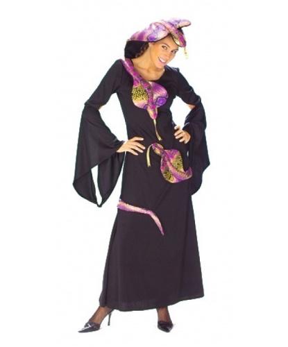 Костюм змеи: капюшон, платье (Германия)