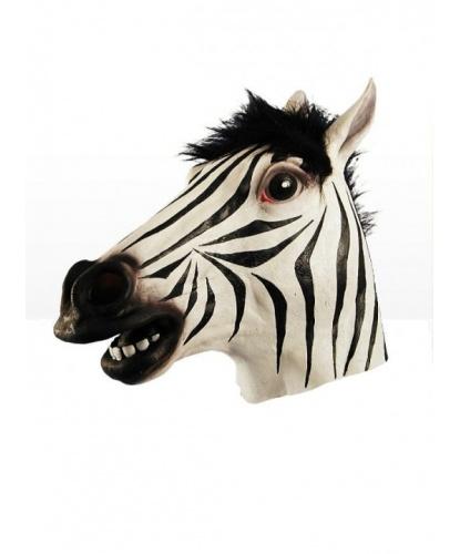 Маска зебры, латекс (Германия)
