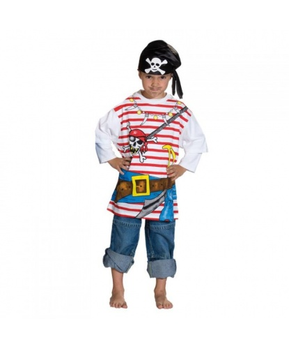Пиратская футболка: футболка (Германия)