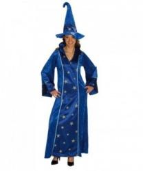 Взрослый костюм волшебницы