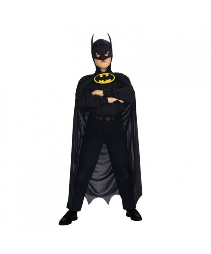 Плащ бэтмена: капюшон с маской, накидка (Германия)