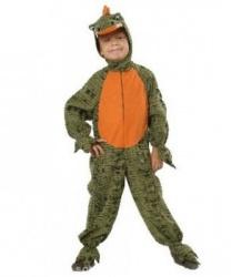 Детский костюм дракона (комбинезон)