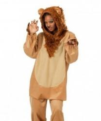 Взрослый костюм льва