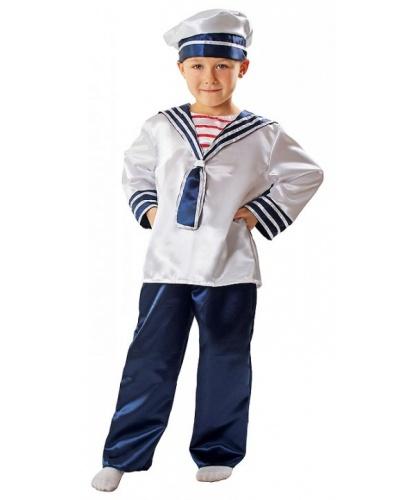 Костюм Моряка: головной убор, рубашка, штаны (Польша)