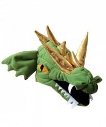 Шапка дракона