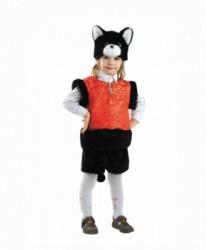 Детский костюм черного кота