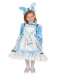 Алиса: ободок на голову, платье (Италия)