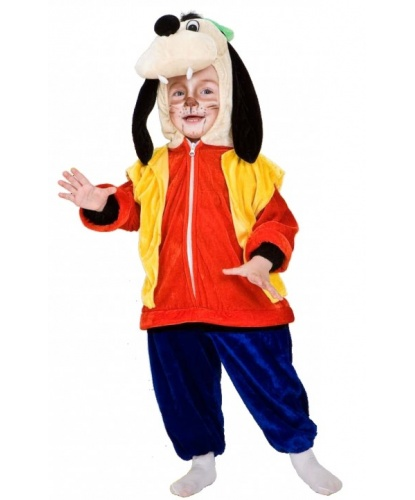 Детский костюм Гуфи: комбинезон (Италия)