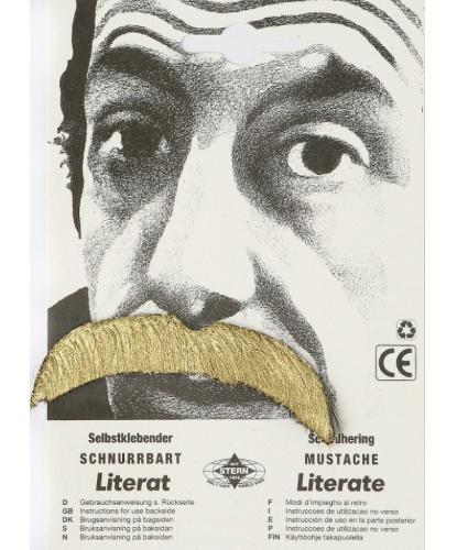 Усы ученого светлые (Германия)