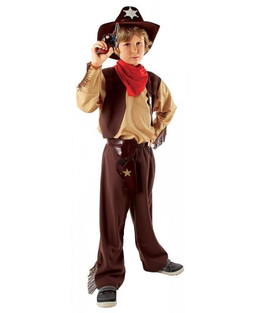 Эротический костюм ковбоя