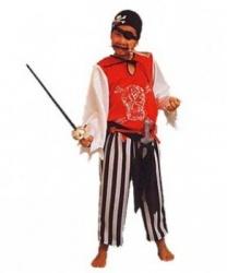 Костюм Пират: брюки, рубашка (Польша)