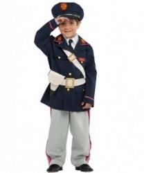 Костюм маленького полицейского