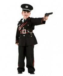 Детский костюм итальянского полицейского
