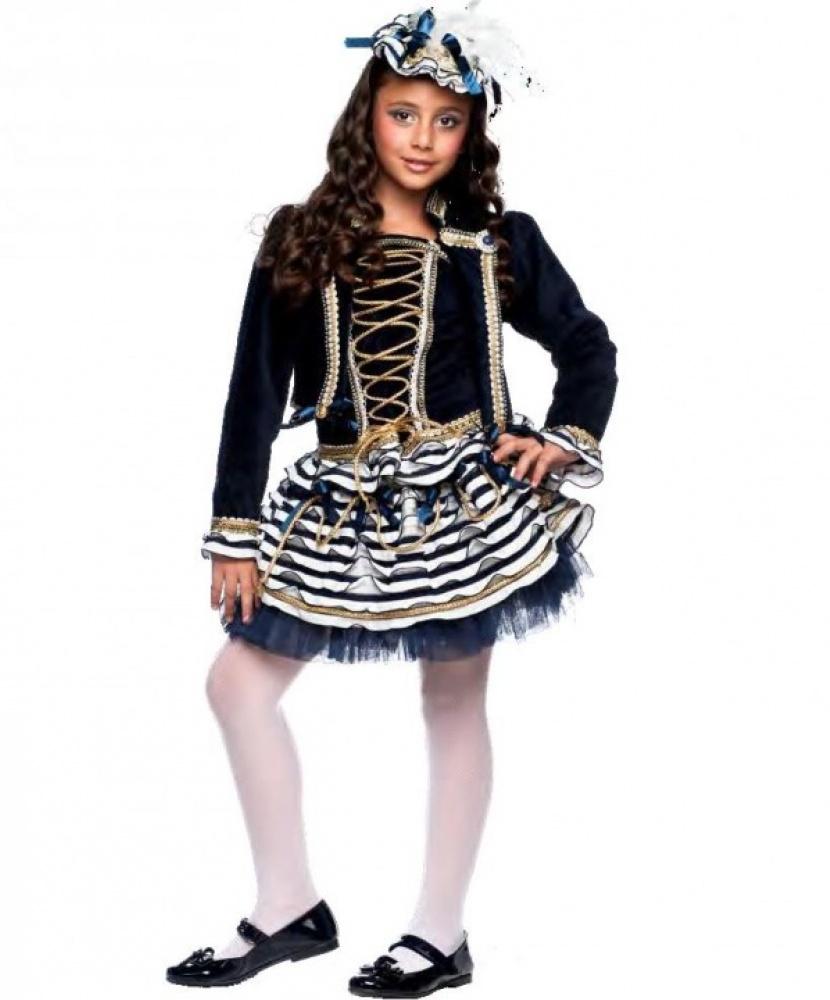 Костюм морячки юбка