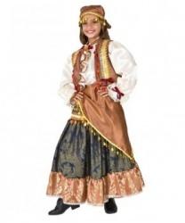 Детский костюм цыганки