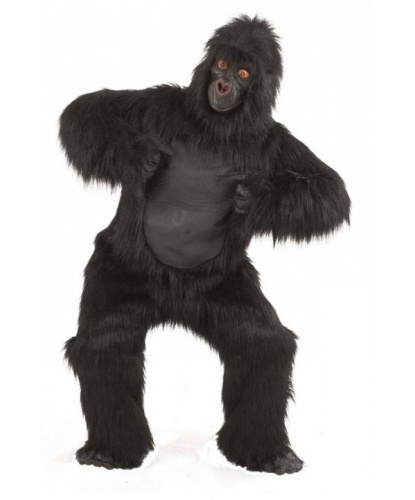Костюм гориллы: комбинезон, маска (Италия)