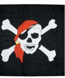 Пиратское полотно (130x80 см)