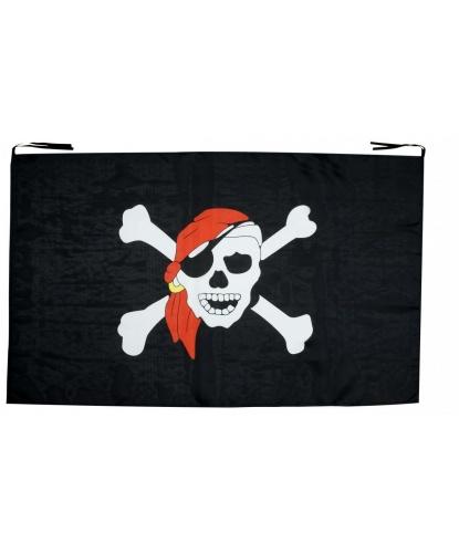 Пиратское полотно (130x80 см): 130 х 80 см (Италия)
