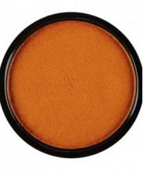 Аквагрим оранжевый металлик