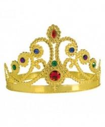 Корона королевы, пластик (Италия)