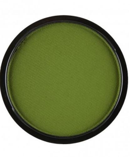Аквагрим зеленый, шайба 10 мл/15 гр (Италия)