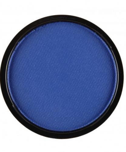 Аквагрим синий, шайба 10 мл/15 гр (Италия)