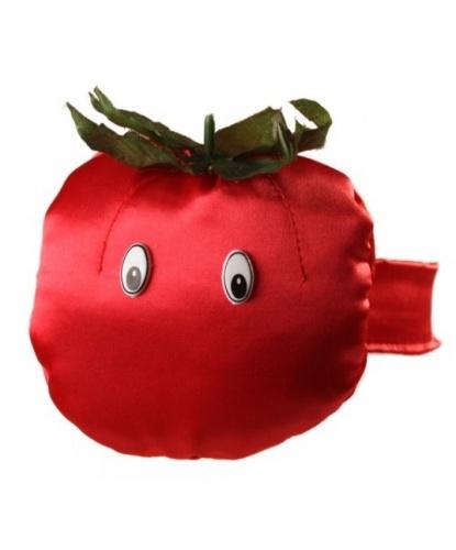 Шапка-повязка помидор (Польша)