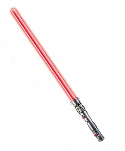 Световой меч Дарта Мола: красный (США)