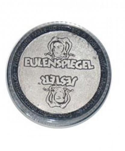 Аквагрим серебряный, шайба 20 мл/35 гр (Германия)
