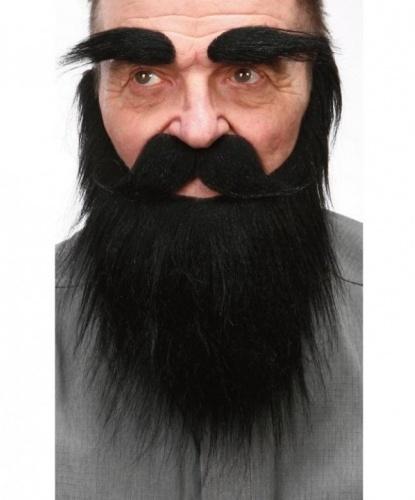 Борода, усы, брови разбойника (Литва)