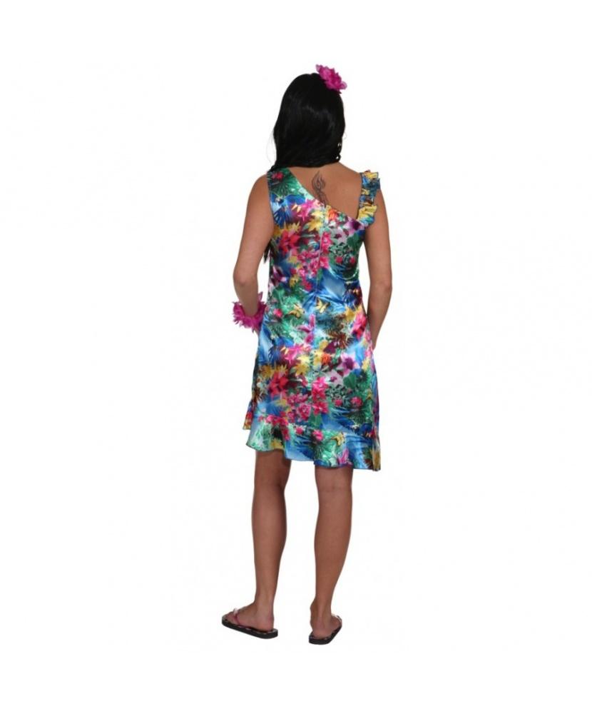 для президиума какое сшить платье на гавайскую вечеринку фото легком