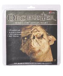 Основа для полумаски Орк-охотник - Шрамы, раны, арт: 5811