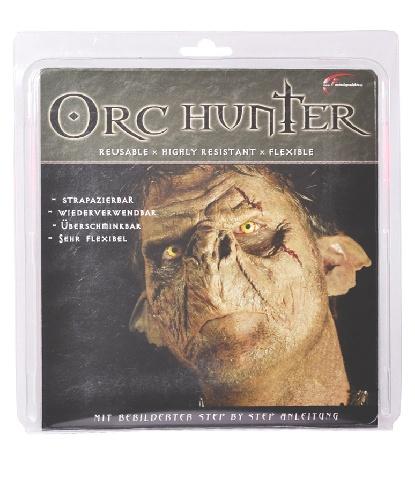 Основа для полумаски Орк-охотник, латекс (Германия)