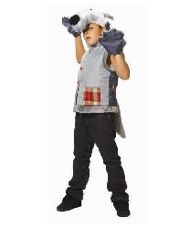 Детский костюм зубастого волка