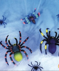 Паутина с пауками, 10 м2