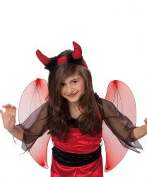 Детский набор дьяволицы