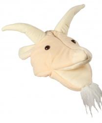Шапка козы