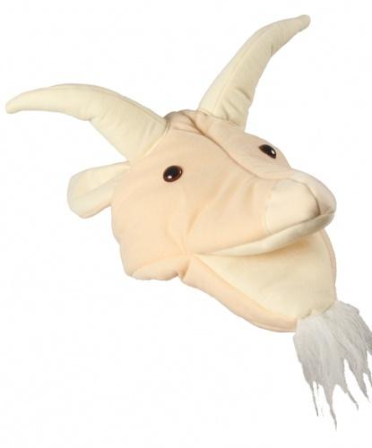 Шапка козы из ткани (Польша)